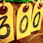 سعر البيتكوين يتخطى حاجز 3000$ لأول مرة في تاريخه